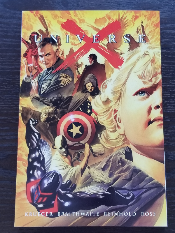 Universe X Vol 1 Softcover Graphic Novel