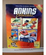 Model Car Catalog Adkins Collectibles book 15 2002 - $8.99