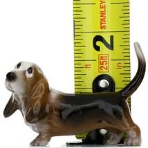 Hagen Renaker Dog Basset Hound Papa Ceramic Figurine image 2