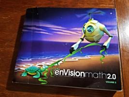 enVision math 2.0 Workbook--Scott Foresman-Addison Wesley--2016 - $11.00