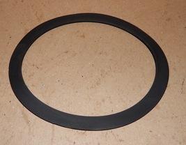 """Camlock Kamlok Gasket Seal 6 3/4"""" OD x 5 3/4"""" ID x 1/8"""" 1ea Rubber Washe... - $7.49"""