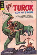 Turok Son Of Stone Comic Book #85, Gold Key 1973 FINE+ - $15.44