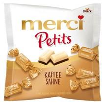 Storck merci COFFEE CREAM Petits Chocolates - Made in Germany-FREE SHIPPING - $8.76