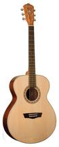 Washburn WG7S Grand Auditorium Natural Gloss Acoustic Guitar - $197.01