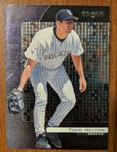 Todd Helton Colorado Rockies 2000 Upper Deck Black Diamond #30 - Lot #1 ... - $1.97