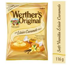 Werther's Original Vanilla Soft Éclair Caramel Candy (116 g) - FROM CANADA - $13.58