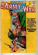 OUR ARMY AT WAR #135 1963-DC WAR COMIC-SGT. ROCK-VG VG - $35.31