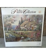 Roseart Puzzle Collection Oxfordshire Retreat 750 PCS Sealed - $12.99