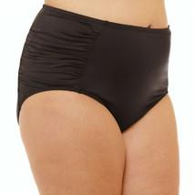 Liz Claiborne High Waist Swimsuit Bottom Plus Size 22W Msrp $54.00 New - $21.99