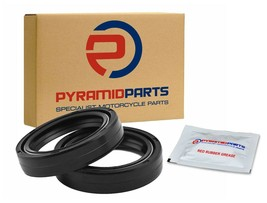 Fork Oil Seals Pair for Yamaha XV125 XV250 Virago 2UJ2314500 33mm - $13.94