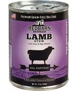 Redbarn Lamb Stew With Peas & Egg Whites- 12X13Oz - $49.75