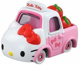 *Car carrying the Tomica Dream Tomica No.152 Hello Kitty Ringo - $32.05