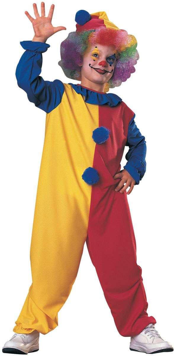 Primary image for Unisex Infant & Toddler Clown Halloween Costume