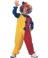 Unisex Infant & Toddler Clown Halloween Costume  - $10.00