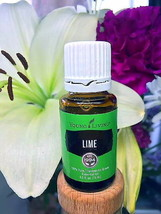 Lime Essential Oil by Young Living 15ml ~ SUMME... - $15.00