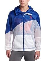 Puma Usain Bolt Lightweight Jacket Zip Up Mens Small S Sm $130 Running Polyamide - $64.50