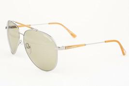 Tom Ford Rick Ruthenium / Green Sunglasses TF378 14N - $195.02