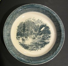 Currier and Ives  Pie Baker #2 - $38.00