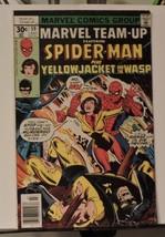 Marvel Team-Up #59 July 1977 - $4.48