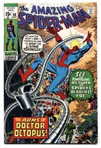 Amazing Spider-Man #88 1970- Doctor Octopus- Marvel NM- - $230.38