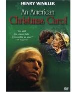 An American Christmas Carol DVD - $14.95