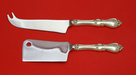 Queen Elizabeth I by Towle Sterling Silver Cheese Serving Set 2pc HHWS Custom - $139.00