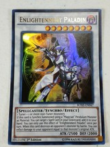Yu-gi-oh! Trading Card - Enlightenment Paladin - BOSH-EN047 - Ultra Rare... - $1.50
