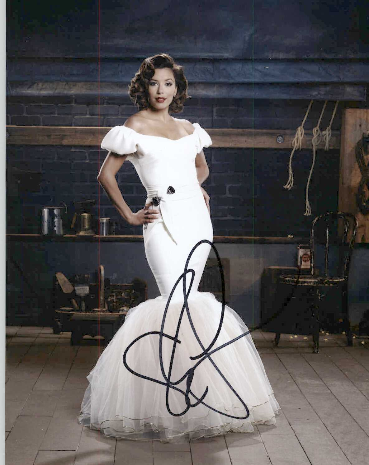 Primary image for Eva Longoria Signed Autographed Glossy 8x10 Photo #7
