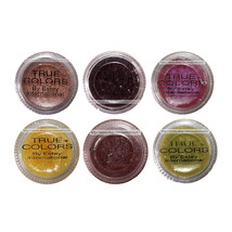 ESTEY INT.* (1) Tub TRUE COLORS Shimmer+Glitter LIP GLOSS Stackable *YOU... - $6.99