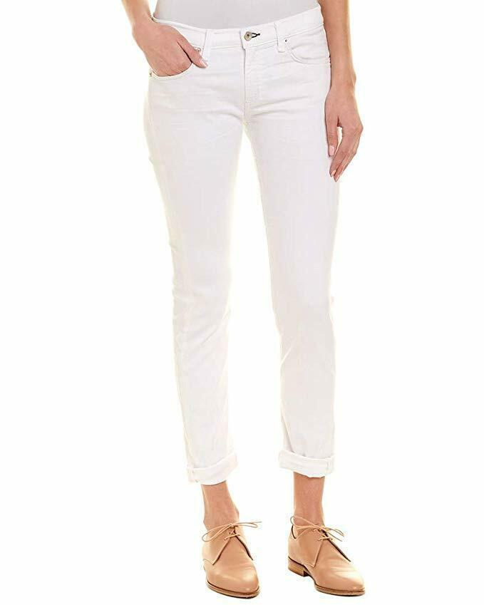 Rag & Bone The Dre Jean in Bright White MSRP: $195.00