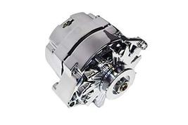 A-Team Performance GM 10SI Style 110 Amp Alternator Compatible with Buick, Cadil