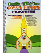 Country & Western Gospel Hymnal Favorites NEW Spiral Paperback 150+ Song... - $20.86