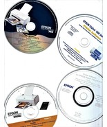 Epson Printer Software 740  C60, 850Ne, & 800 - $5.95