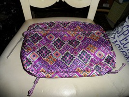 Vera Bradley Lighten Up Seat Back Organizer Dream Diamonds  - $34.00