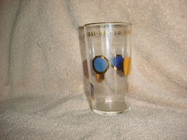 Corning Glass Works 1955 Anniversary Glass Rare 104th Free Usa Shipping - $16.82