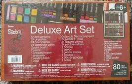 Darice® Studio 71, 80 Piece Deluxe Art Set
