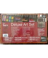 Darice® Studio 71, 80 Piece Deluxe Art Set - $26.15