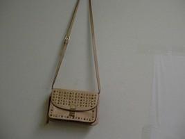 Tory Burch Priscilla Convertible Clutch Crossbody Bag $425 camilla pink Leather - $296.95