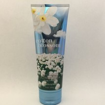 1 Bath & Body Works Cotton Blossom Ultra Shea Body Cream 8 oz 226 g - $13.25