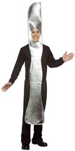 Knife Costume Adult Giant Silver Tunic Utensil Halloween Party Unique GC... - $47.99