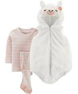 Carters Little Llama Halloween Costume Size 18 Months Boy or Girl 3 Piec... - £28.69 GBP