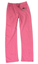 10 NWT Authentic Princess Juicy Couture Kids Faithful Pink Fleece Lounge... - $79.20