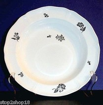 """Wedgwood Ludlow Rim Soup Bowl 9"""" Made in England New - $19.90"""