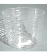 "Longaberger 7"" Measuring Ponisettia Maple Leaf Basket Plastic Protector ... - $14.80"