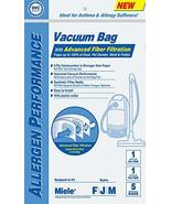 DVC Meile Type F J M 7291640 HEPA Vacuum Cleaner Bags Made in USA [ 20 B... - $158.38
