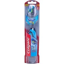 Colgate 360 Total Advanced Floss-Tip Bristles Powered Toothbrush, Soft, 1 count - $9.34