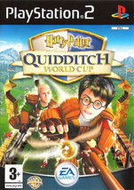 Harry Potter Quidditch World Cup Playstation 2 PS2  Disk Only - $7.75