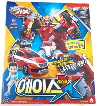 Hello Carbot Ace Rescue X Transformation Action Figure Toy
