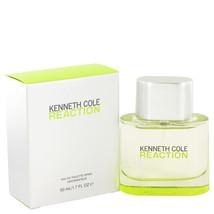 Kenneth Cole Reaction by Kenneth Cole Eau De Toilette Spray 1.7 oz (Men) - $30.19