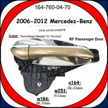 2006-2012 Mercedes ML550 GL450 R320 Right Front Passenger Door Outer Handle w164 - $98.95
